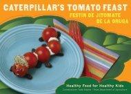 CATERPILLAR'S TOMATO FEAST - Square Meals
