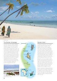 Zanzibar Island The Zanzibar Archipelago - Audley Travel