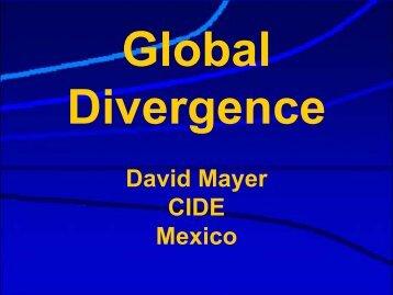 Divergence - Global Development Network