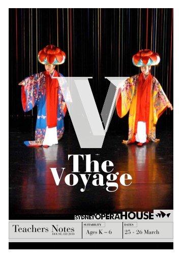 The Voyage - Sydney Opera House