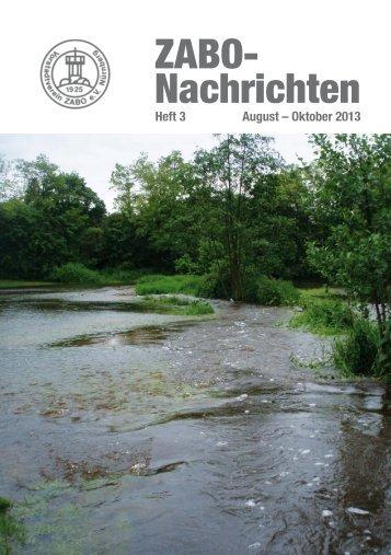 Heft 2013-3 - Vorstadtvereins Zabo