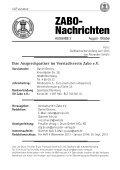 Heft 2013-3 - Vorstadtvereins Zabo - Seite 3
