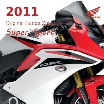 Super Sport Super Sport - Honda