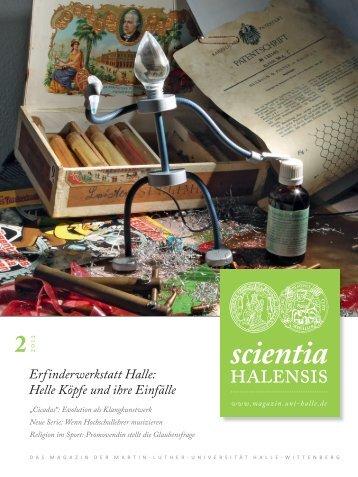Erfinderwerkstatt Halle: Helle Köpfe und ihre Einfälle