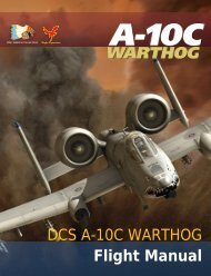 DCS A-10C Flight Man..