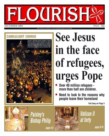 December 2005 - Archdiocese of Glasgow