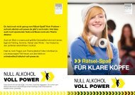PDF-Dokument (529 KB) - Null Alkohol - Voll Power