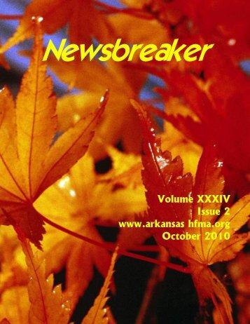 New Members! - Arkansas Chapter - Healthcare Financial ...