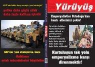 Emperyalistler Ortadoğu' kanlı ellerinizi ç polise daha güç ... - Yürüyüş