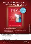 DIVI 2011 Vorprogramm - der DIVI - Seite 6