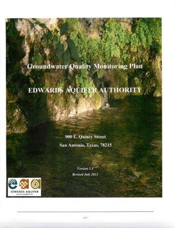 View - Edwards Aquifer Authority