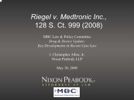 Riegel v. Medtronic Inc., 128 S. Ct. 999 (2008)