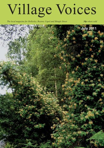 July 2011 - Village Voices