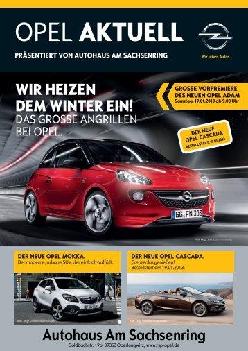 OPEL AKTUELL - RSP Opel