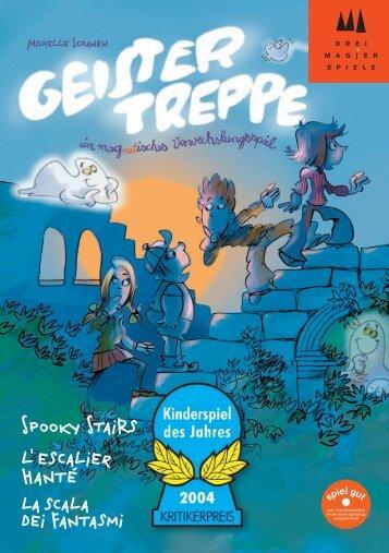 Geistertreppe-40811 - Drei Magier Spiele