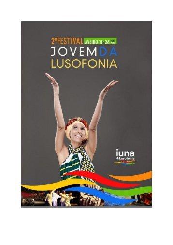 2º Festival Jovem da Lusofonia - Câmara municipal de Aveiro