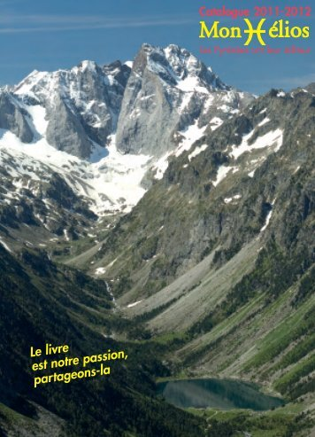 Le livre est notre passion, partageons-la - MonHélios