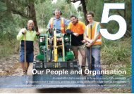 Annual Report 2011 - 2012: Part 4 - City of Monash