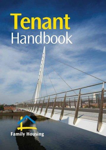 Tenant Handbook - Family Housing Association (Wales)