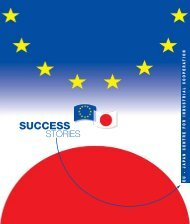 Success Stories - EU-Japan Centre for Industrial Cooperation