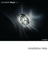 Installation Help - Autodesk