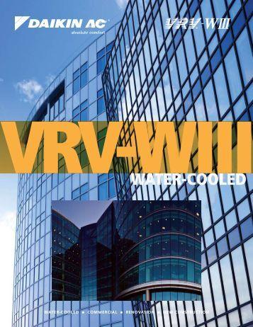 Daikin Vrv x Service Manual Numbers