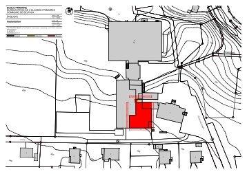 SURELEVATION DE 3 CLASSES PRIMAIRES - Belfaux