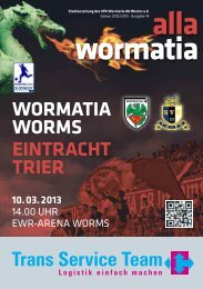 2013-03-10_Eintracht.. - Wormatia Worms