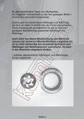 Anleitung für Tausch Mahlkegel und Mahlring - KOMTRA GmbH - Page 3
