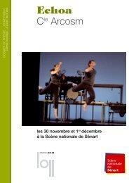 Dossier PDF - Scène nationale de Sénart