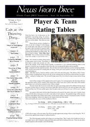 News from Bree 18 - Home of Middle-earth Strategic Gaming