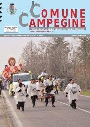 Marzo 2009 - Comune di Campegine
