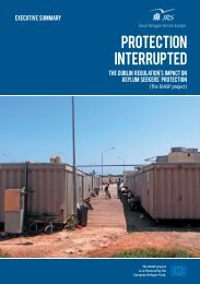 Protection interrupted - JRS