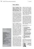 Ausgabe September 2011 - Grüne Partei Basel-Stadt - Seite 2