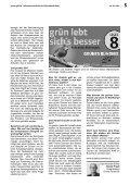 Ausgabe September 2011 - Grüne Partei Basel-Stadt - Seite 5