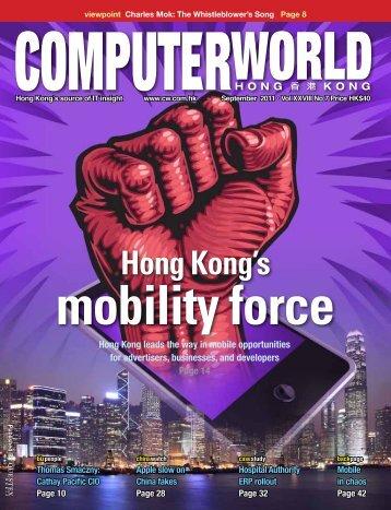 Hong Kong's - enterpriseinnovation.net
