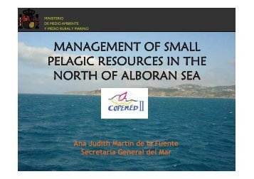 Management of small pelagic resources in the ... - Fao - Copemed