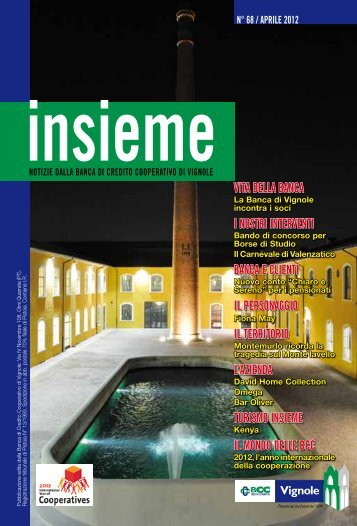 Insieme marzo 2012 - BCC Vignole