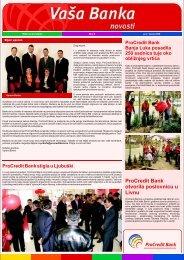 Vasa Banka JUNI 2008 ZA WEB - ProCredit