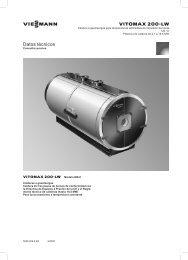Datos técnicos Vitomax 200-LW M241706 KB - Viessmann