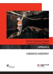 Appendix A (Part 1) - Subsidence Assessment