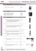 Glues & Adhesives leaflet - toolequip.ie - Page 4