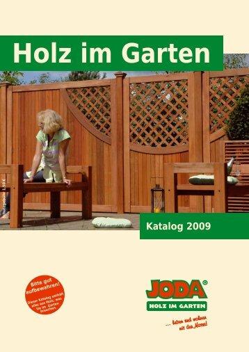 Holz im Garten Katalog 2009 - Holzland Seibert