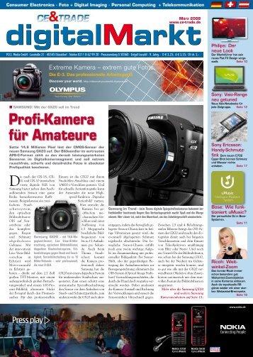 Profi-Kamera für Amateure