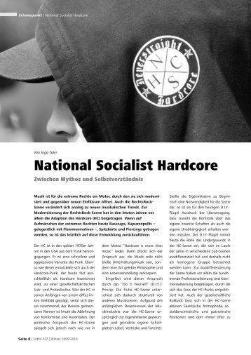 National Socialist Hardcore - Lotta