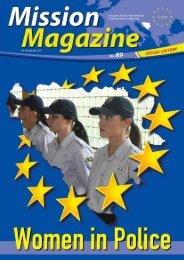 Amra Fukelj - European Union police Mission in B&H
