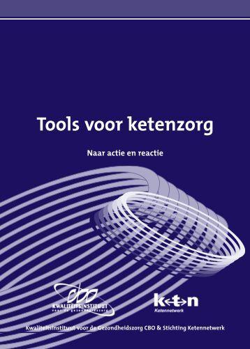 Tools voor ketenzorg - CBO