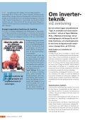 SVETSINVERTRAR BARA MUSKLER UPPTÄCKARGLÄDJE - Kemppi - Page 6