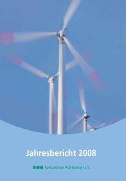 Jahresbericht 2008 - PSD Bank