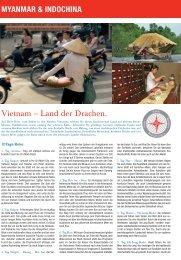 MYANMAR & INDOCHINA Vietnam – Land der Drachen.